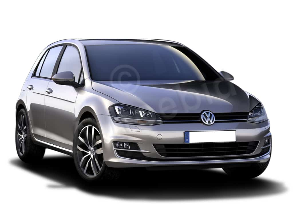 Order books opemn for Golf VII BlueMotion