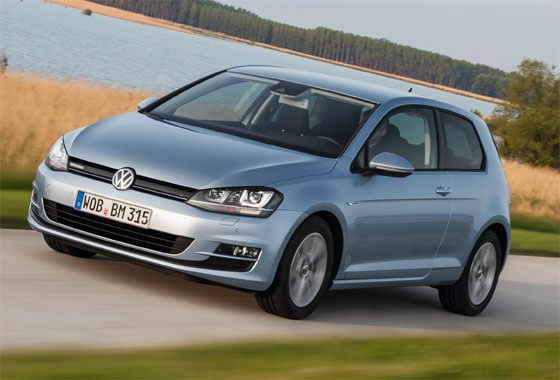 2013 Golf BlueMotion First Drive Review