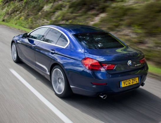 New BMW 640d Gran Coupe Review