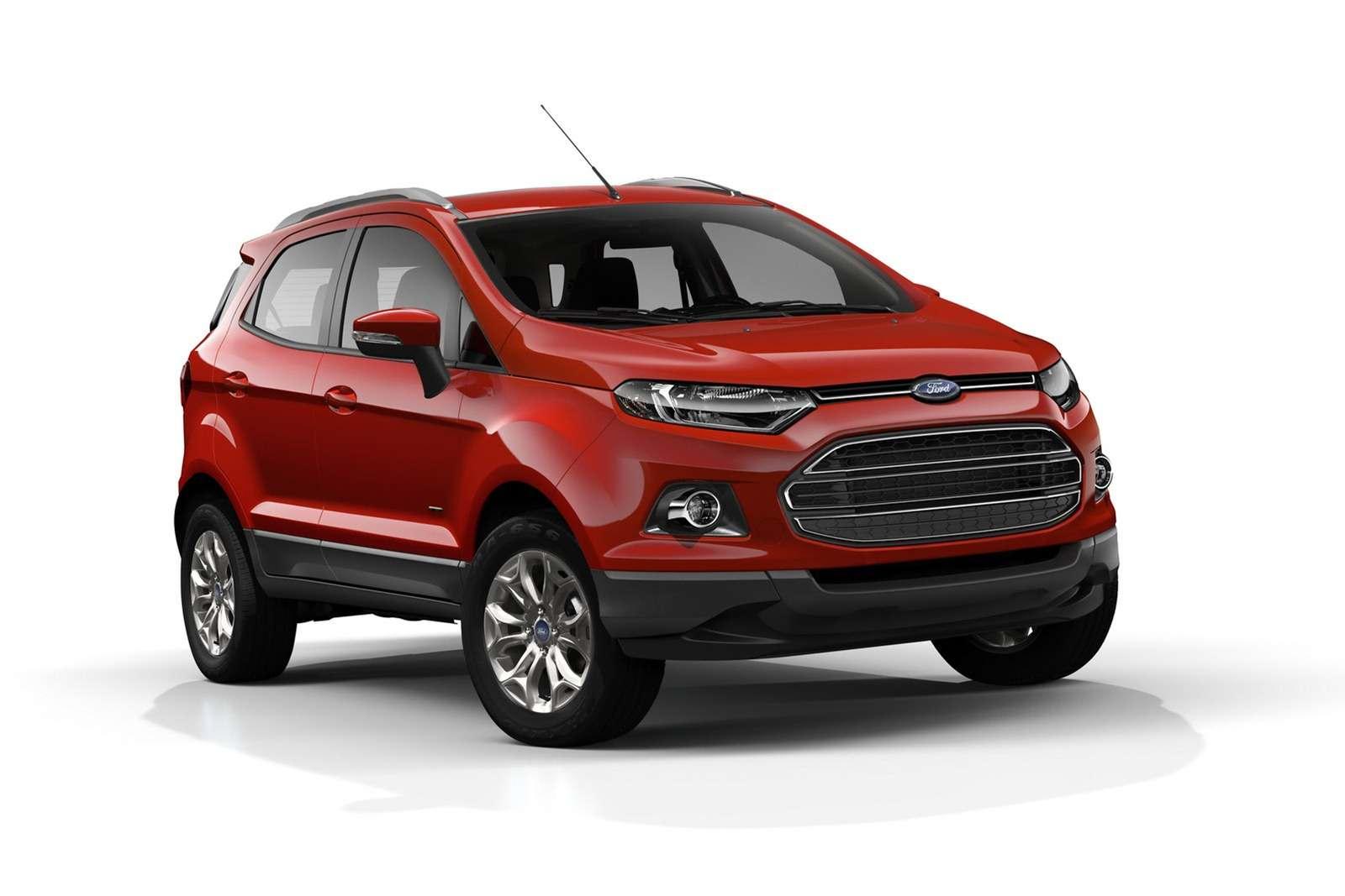 Ford Ecosport Deals