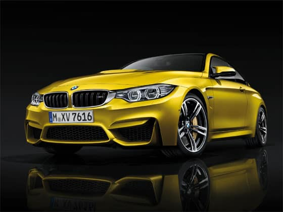 BMW Unleashes M3 and M4 With Turbocharged Engines