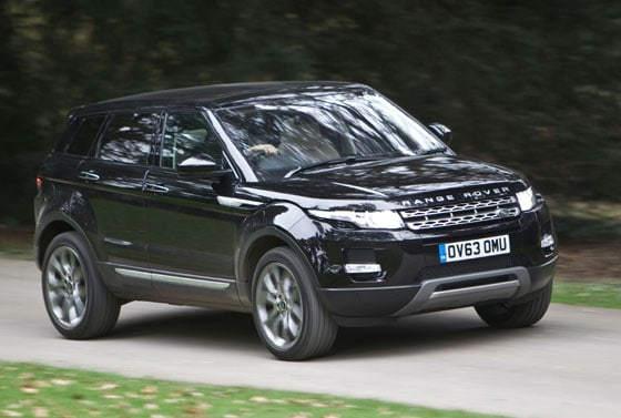 2014 Range Rover Evoque First Drive Review