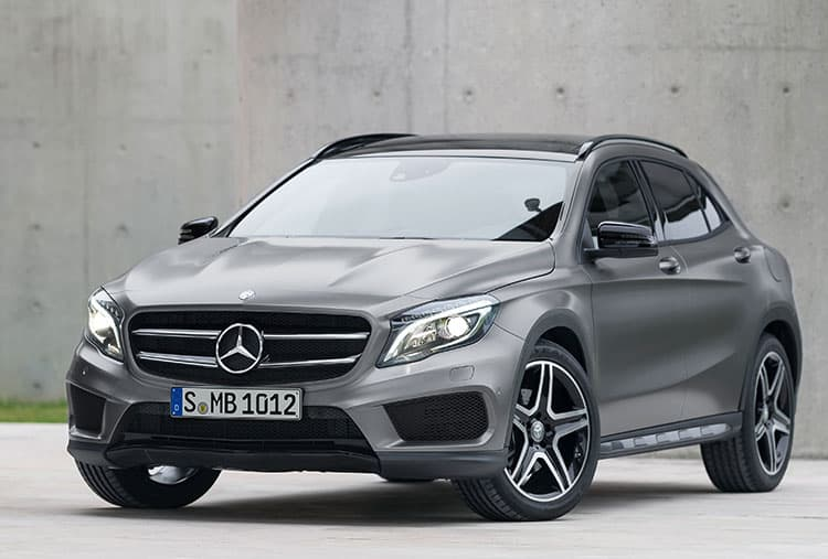 2014 Mercedes-Benz GLA Deals