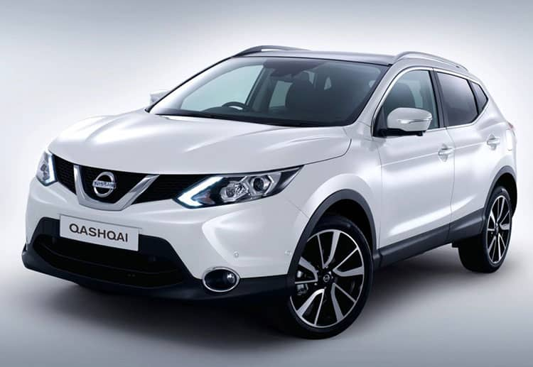 2014 Nissan Qashqai Deals