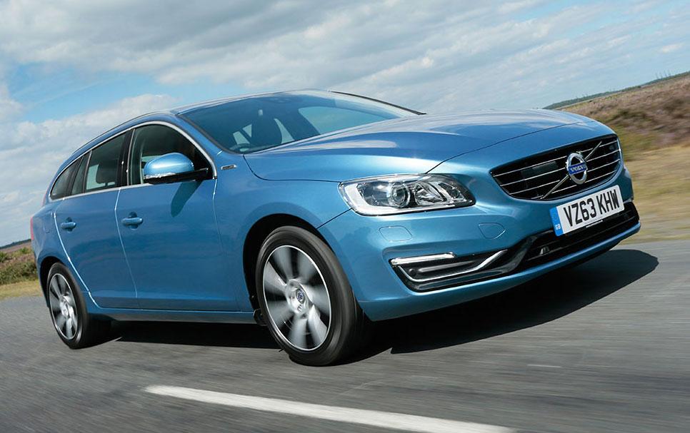 2014 Volvo V60 D6 Plug-in Hybrid Review
