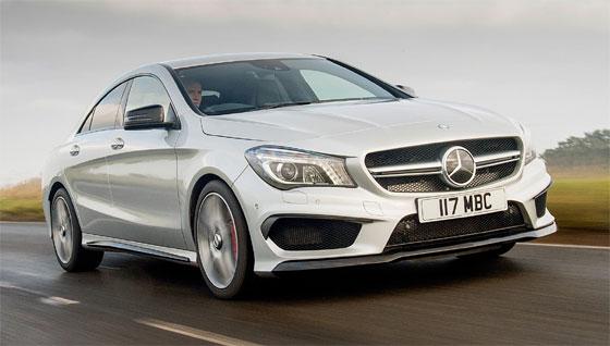 Mercedes-Benz CLA 45 AMG Deals