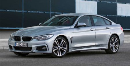 All New Bmw 4 Series Gran Coup 233 Unveiled News Autoebid