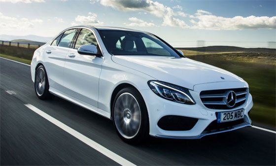 Mercedes-Benz C-Class C220 First Drive