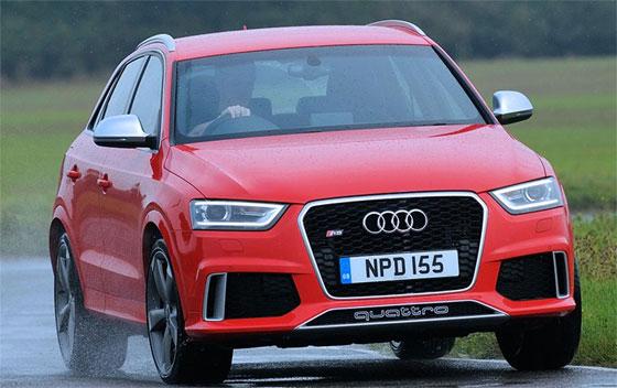 Audi RS Q3 deals