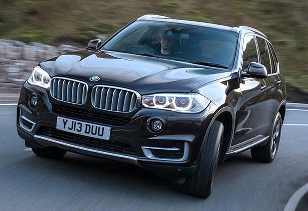 BMW X5 Deals