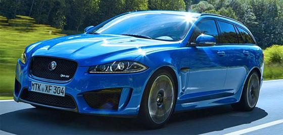 Jaguar XFR-S Sportbrake Deals