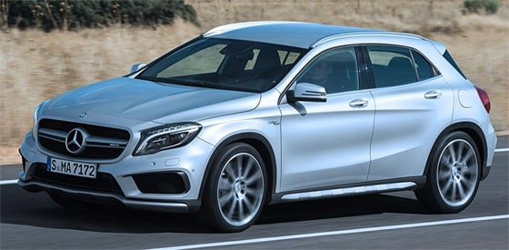 Mercedes-Benz GLA 45 AMG Deals