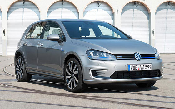 Volkswagen Golf GTE First Drive