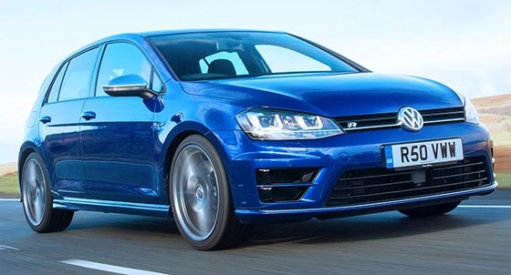 Volkswagen Golf R Deals