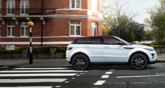 Range Rover Evoque NW8 Discount