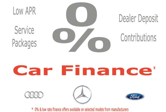 New Car Finance Offers - June 2015