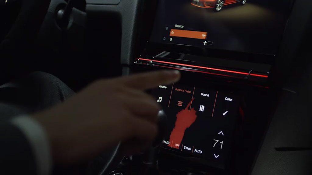 VW Golf R Touch Credit: Volkswagen