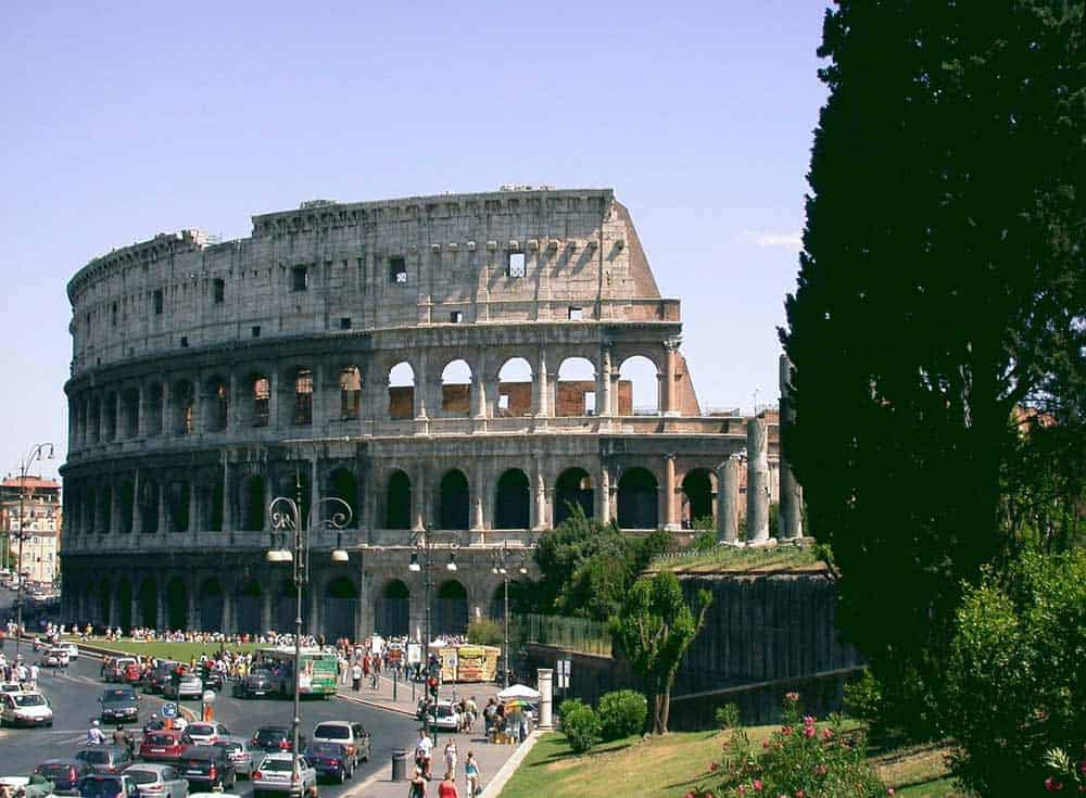 Italy Colosseum