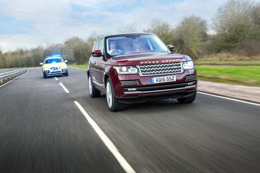 New Jaguar Land Rover