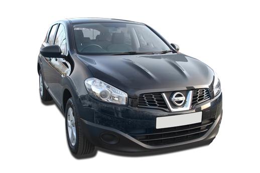 New Nissan Qashqai deals
