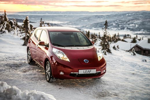 New Nissan LEAF Deals