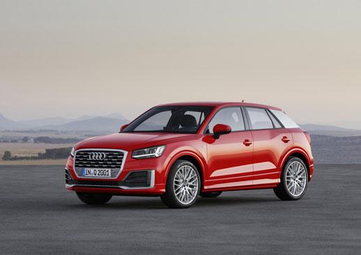 New Audi Discount