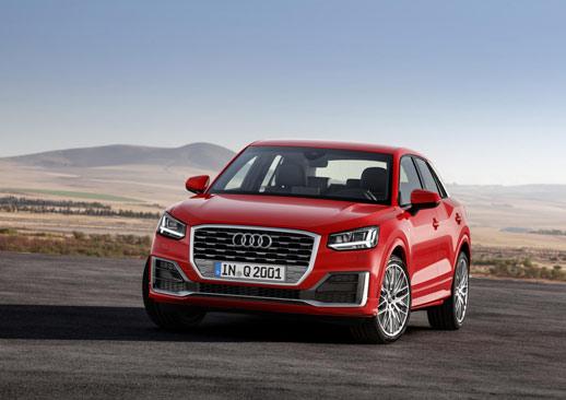 New Audi Deals