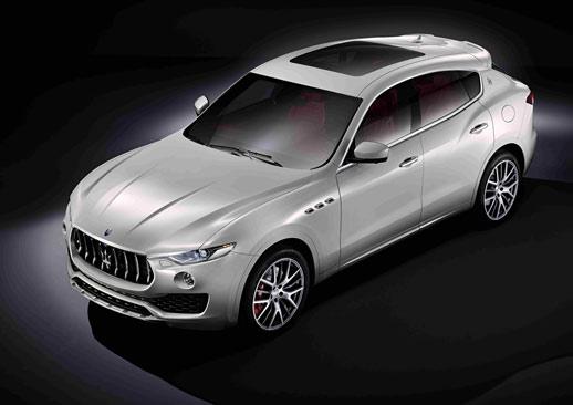 New Maserati Deals