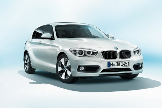 BMW 1 Series Family Car