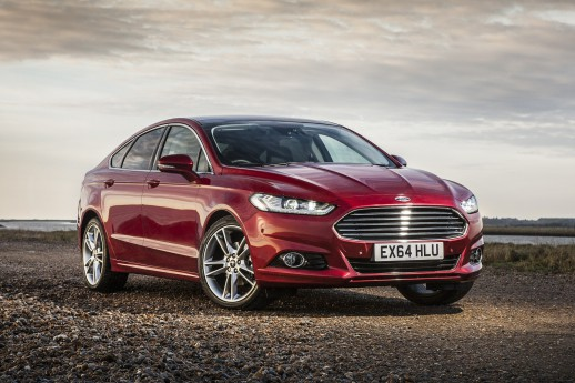 Ford Mondeo Family Car