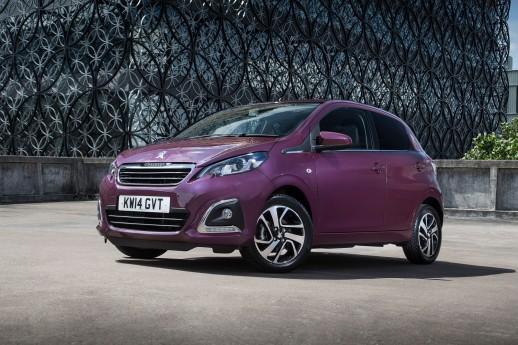 Peugeot 108 Free Insurance