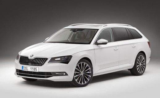 Skoda Superb Family Car